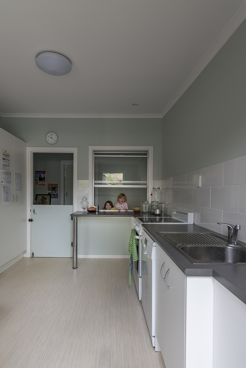 Preschool kitchen
